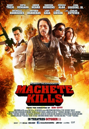 Filme Poster Machete Mata HDRip XviD & RMVB Legendado