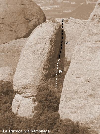 La Trirroca, via Xemeneia