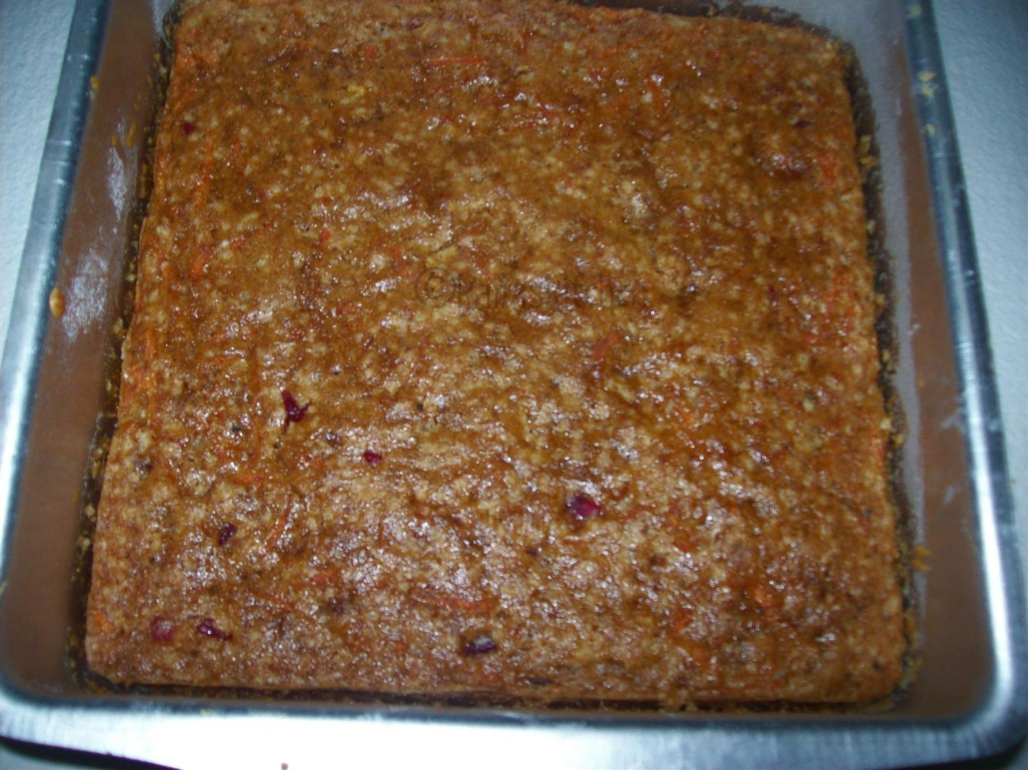 Bran Cake Recipe Low Fat: Experiments In Kailas Kitchen: Eggless Carrot Cake