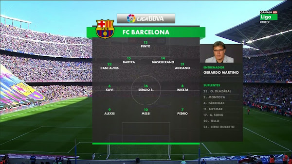 InfoDeportiva - REPETICION, FC BARCELONA VS BETIS, DIFERIDO, ONLINE, REPLAY, VIDEOS