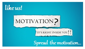 There is always someone in need of Motivation - don't forget to share.