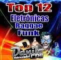CD Top 12  Festa Dos Paredões ( Raggae-Funk-Eletronicas )
