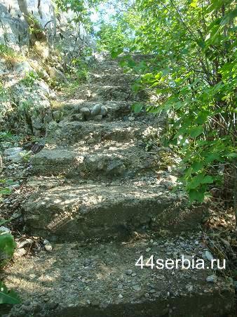 Лестница на видиковац