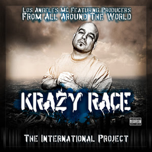 Krazy Race ‎- The International Project