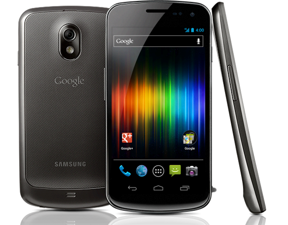 Galaxy Nexus - Simple. Beautiful. Beyond Smart.