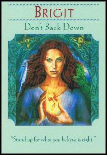 Goddess Guidance Brigit