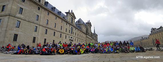 Red MTB 2013 al Escorial, un gran día de ciclismo