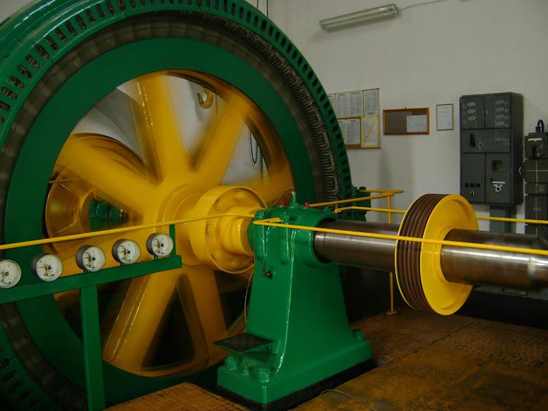generatr elektrownia kamienna