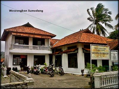 Kantor Desa Babakan Asem
