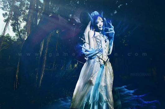Đón Halloween sớm với Morgana Oan Hồn Cô Dâu - Ảnh 4