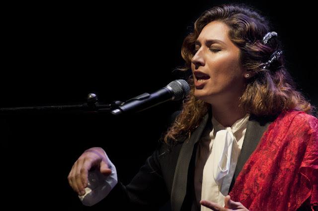 Estrella Morente - Suma Flamenca - Teatro Albéniz (Madrid) - 22/5/2008