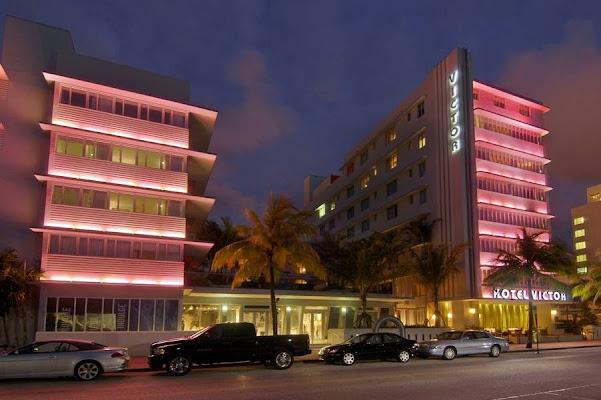 Hotel Victor, 1144 Ocean Drive, Miami Beach, FL 33139, United States