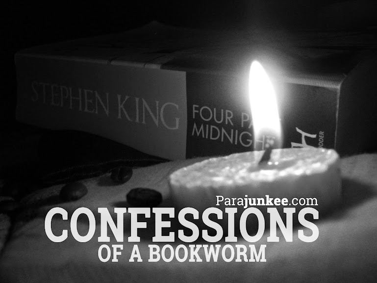 Confessions Of a Bookworm #4