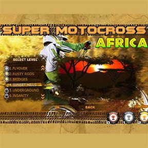 PC Game Super Motocross Africa
