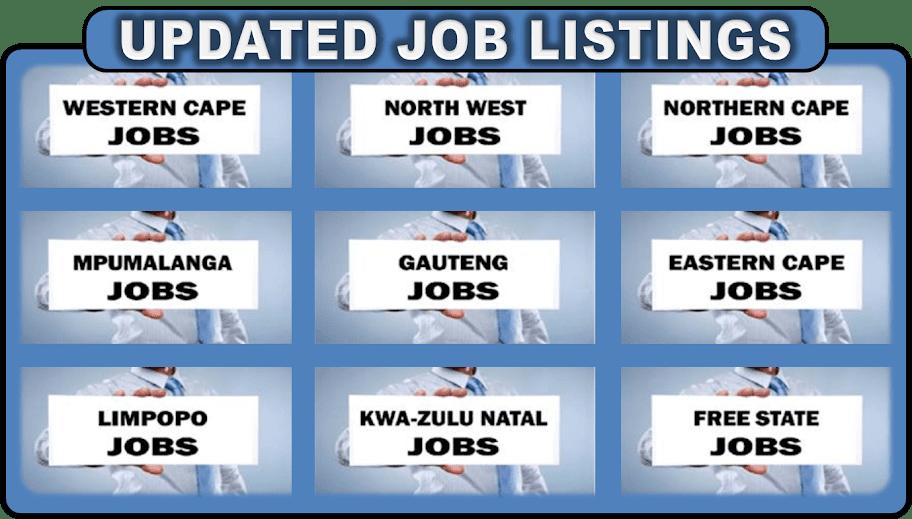 Jobs in SA