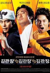 Three Kims - Tam đại sư phụ
