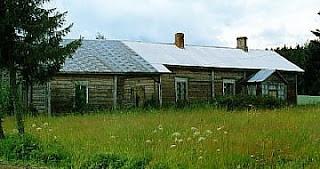 Koiviston talo (kuva: Marja Arosanervo)