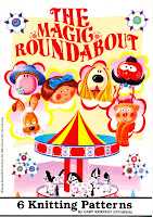 THE MAGIC ROUNDABOUT: 6 TOYS