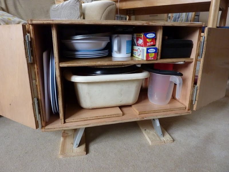 Homemade Kitchen Chuck Box Ukcampsite Co Uk Camping And Caravanning Equipment Forum Messages