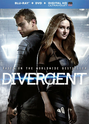 Filme Poster Divergente BRRip XviD & RMVB Legendado