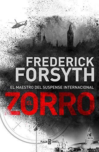 Reseña | El Zorro - Frederick Forsyth