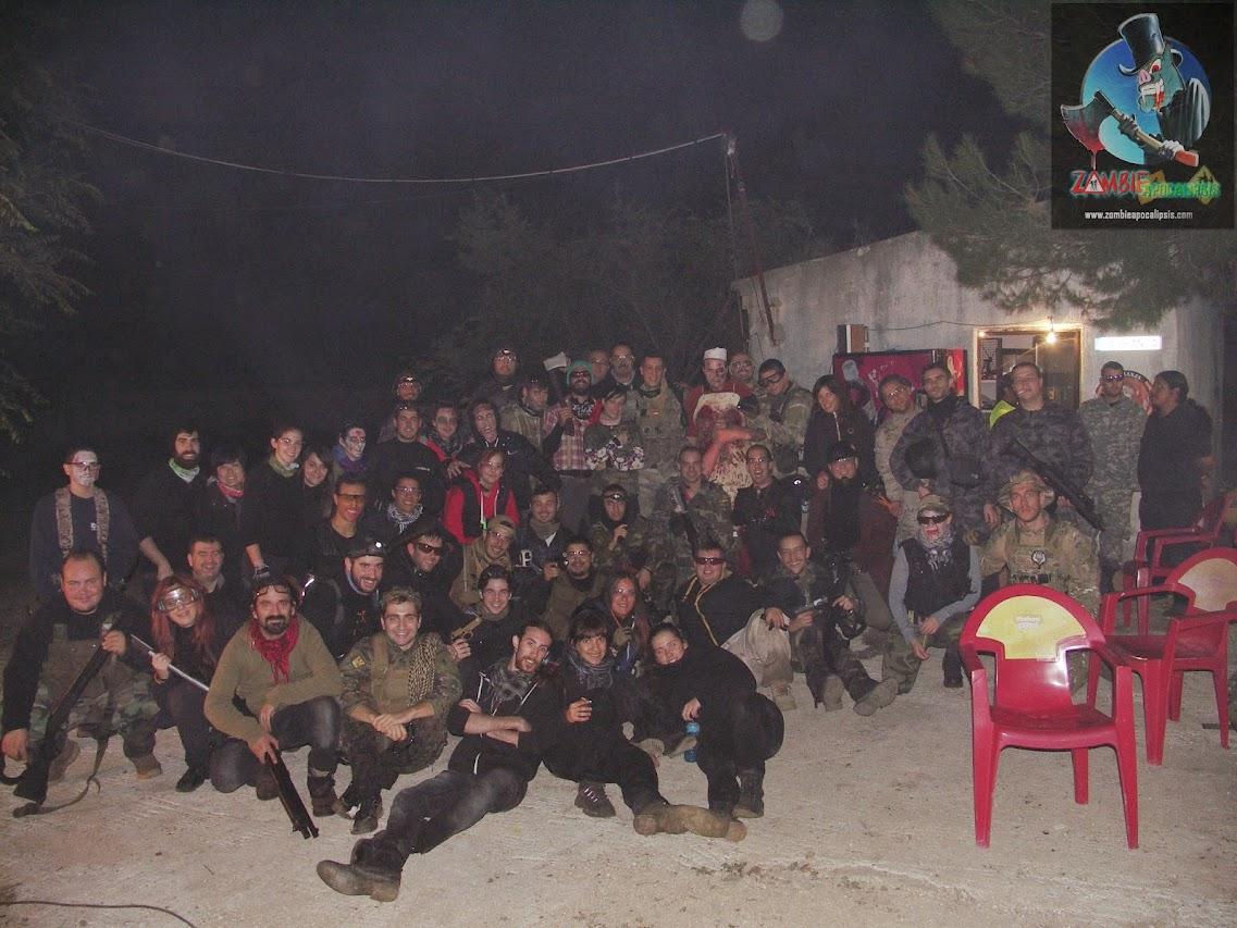 ZOMBIE APOCALIPSIS. HALLOWEEN 2014. PICT0110