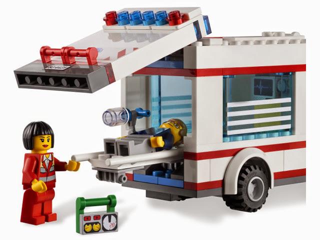 4431 レゴ 救急車