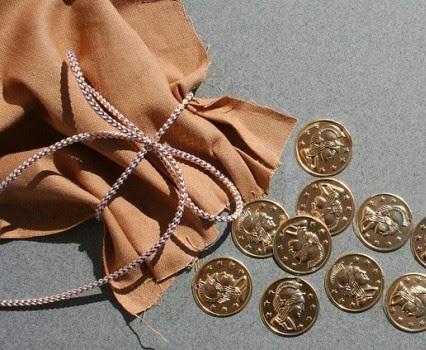saco de monedas