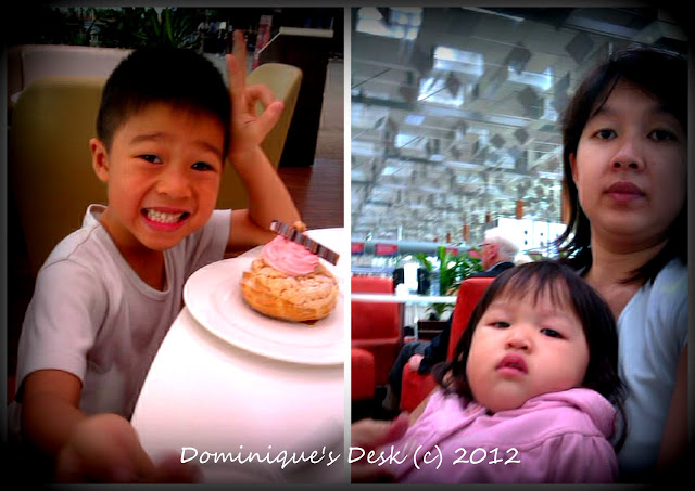 2012 07 30 Breakfast with the Kids