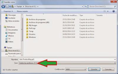 Script PowerShell para obtener el Product Key de equipo Windows remoto y sistema operativo