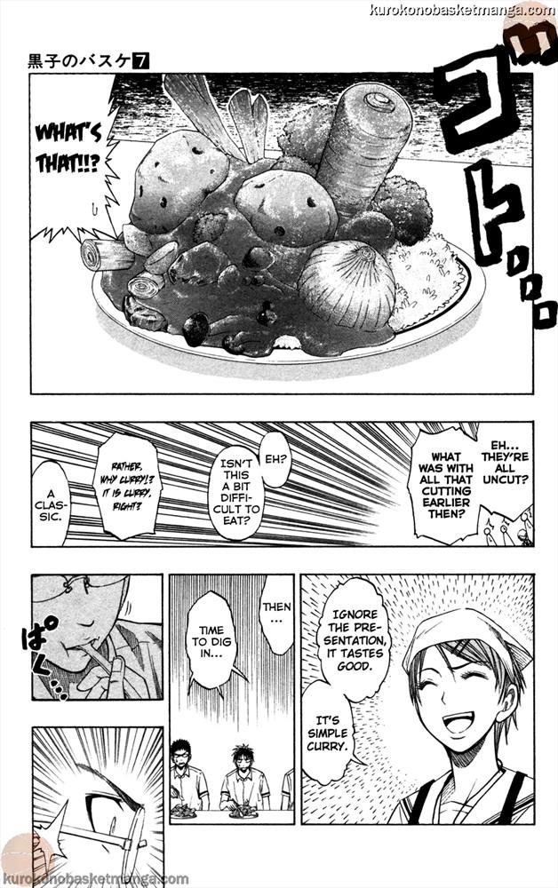 Kuroko no Basket Manga Chapter 58 - Image 11