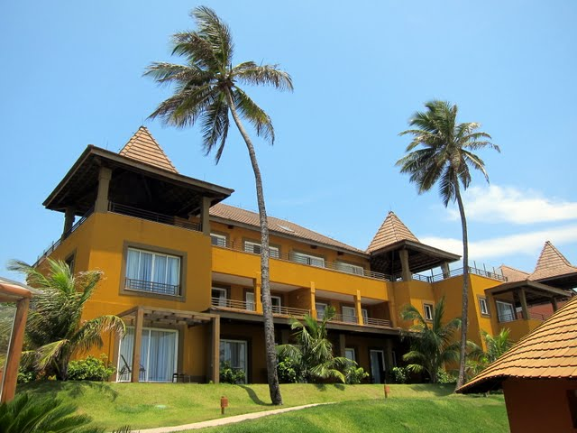Pestana Bahia Lodge hotel in Salvador Brazil