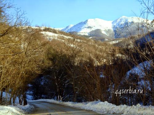 Путь в Стару Планину