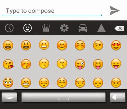 Google Voice Supports Emoji! - Google Voice Help