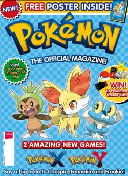 Official Pokémon Magazine