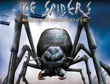 فيلم Ice spiders