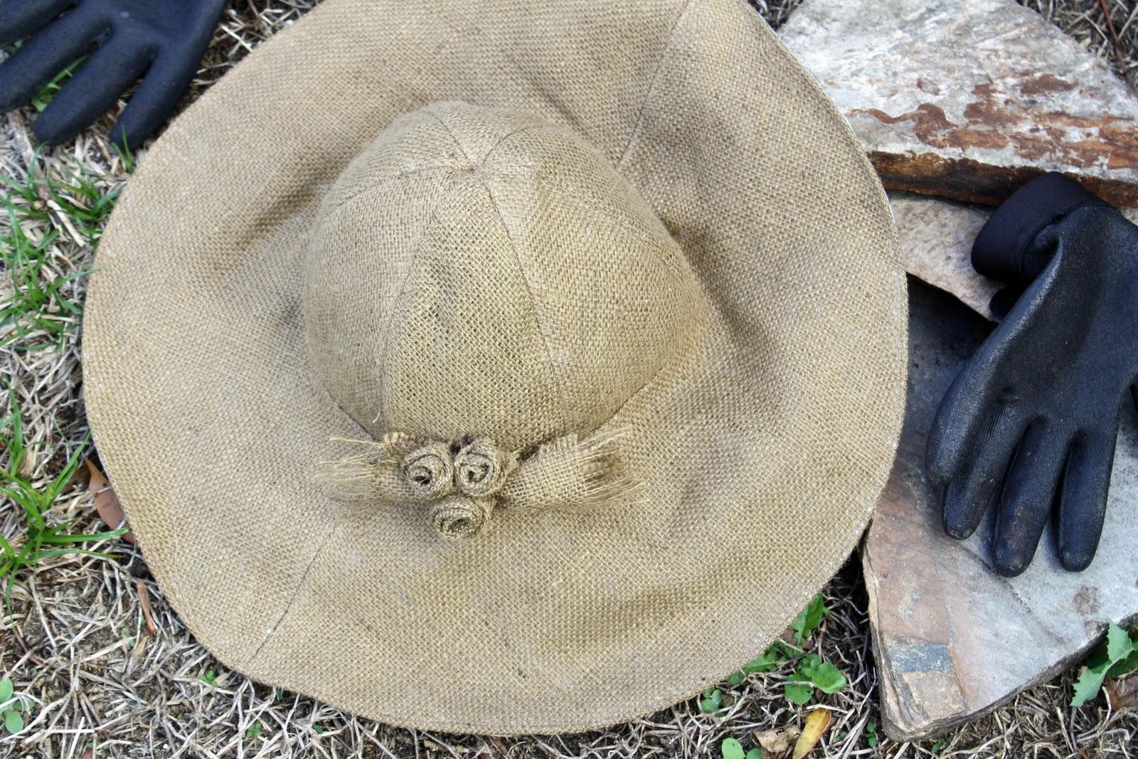 sew grown Garden Hat