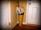 DIY Umbrella Holder