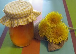 Cramaillotte ou miel du pauvre, la confiture de pissenlits