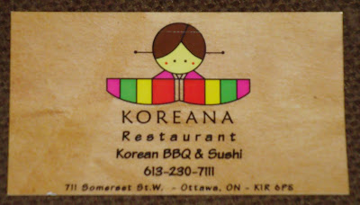 Koreana Resturant