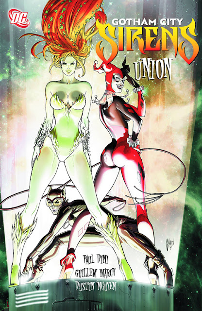 Gotham City Sirens, v. 1: Union cover
