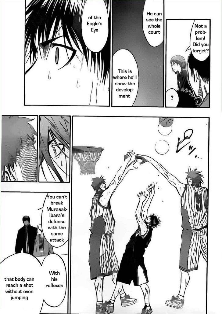 Kuroko no Basket Manga Chapter 152 - Image 17