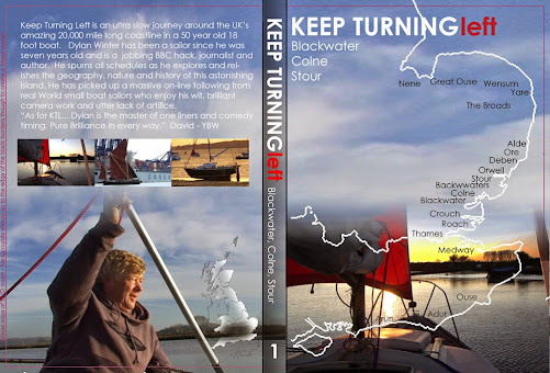 Dylan Winter DVD Keep Turning Left KTL