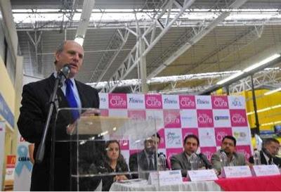 Liga Nacional contra el Cancer Carrera con objetivo benéfico