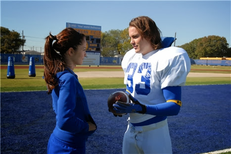 Friday Night Lights: Lyla and Tim