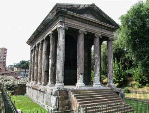 Rome Wiki: Temple of Portunus