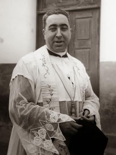 Abertura de Ano Pastoral e Catequético 2013/2014 + 100 anos do Cónego Joaquim Carvalho de Sousa Abade012%201952