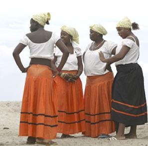 Las cuatro culturas cultura garifuna for Comida tradicional definicion