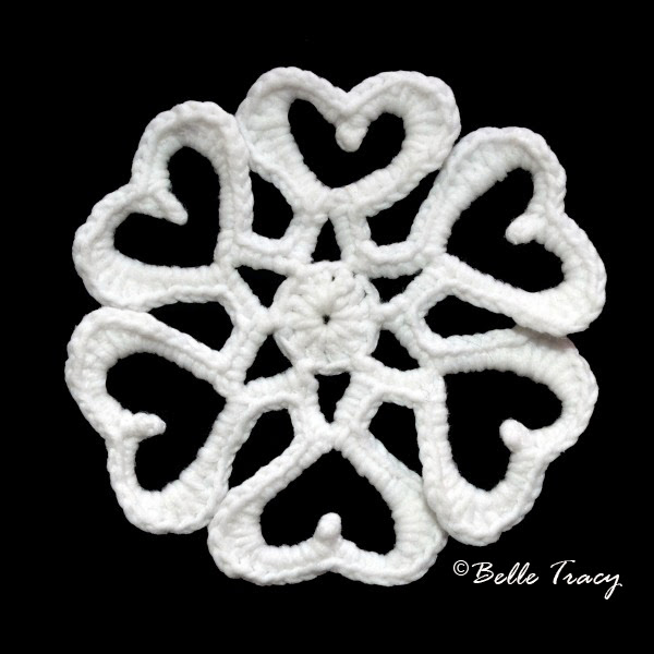 Crochet Treasures 100 Crochet Snowflakes