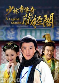 Thiếu Lâm Tàng Kinh Các - A Legend Of Shaolin (2014) Poster